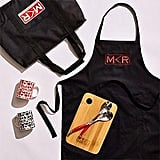 My Kitchen Rules Showbag ($22) Includes:  MKR cooler bag  Any two items from: apron, mug set, salad servers or cutting board  Assorted grocery items