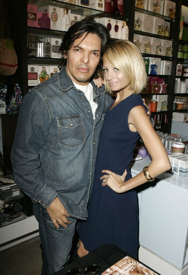 Photo of Celebrity Makeup Artist Paul Starr and Nicole Richie. Tribute to His Death From Rosanna Arquette and Anjelica Huston