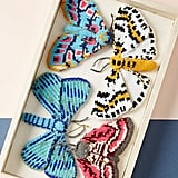 Butterfly Ornaments, Set of 4