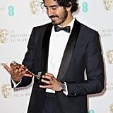 Dev Patel, 2017