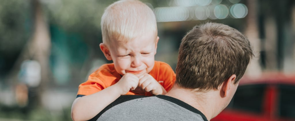 What to Say to Your Kids When They Cry