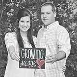 A Growing in Our Hearts Sign