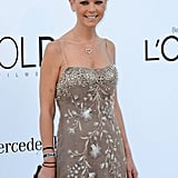 Tara Reid attended the amfAR Cinema Against AIDS gala.