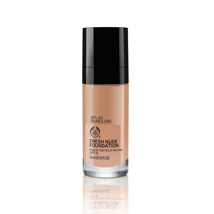 The Body Shop Fresh Nude Foundation SPF 15