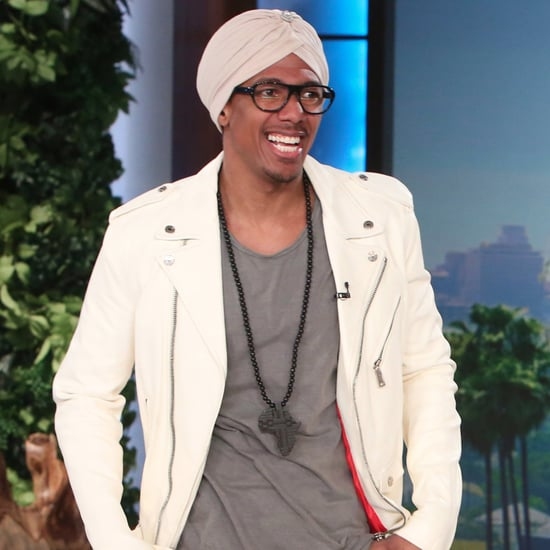 Nick Cannon on Ellen DeGeneres Show January 2017