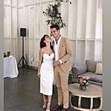 Sarah Hyland and Wells Adams Engagement Party Pictures