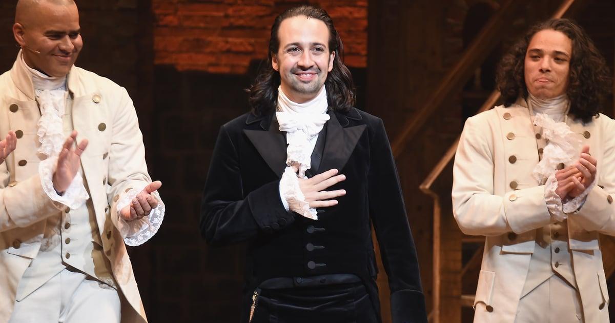 Lin-Manuel Miranda Wasn't in Hamilton as Long as You Think