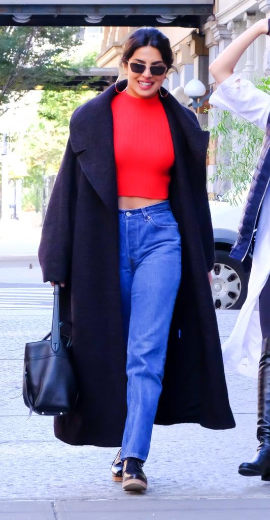 How to Wear Jeans: Priyanka Chopra