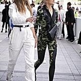 Men's Fashion Week Street Style Spring 2020