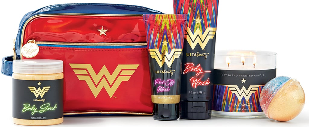 Shop Ulta x Wonder Woman Sparkly 1984 Beauty Collection