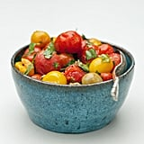 Roasted Cherry Tomatoes With Herbs and Garlic