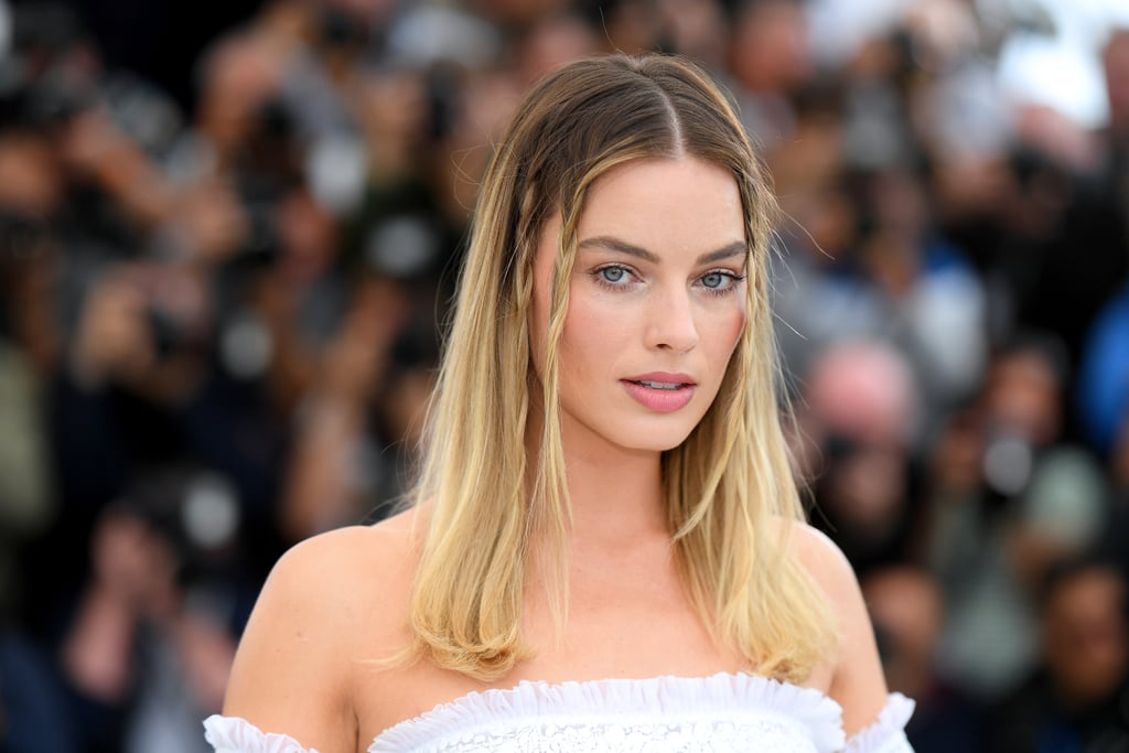 Margot Robbie Recreates Sharon Tate's Hair at Cannes