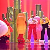 J Balvin and Bad Bunny 2019 MTV VMAs Performance Video