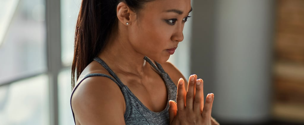 How I Stopped Feeling Self-Conscious at Yoga