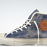 Riffing on the classic Chuck high-top, the worn-in denim look is cool, but also a smart choice for festival wear. Chuck Taylor Premium Linen High-Top ($70, originally $95)