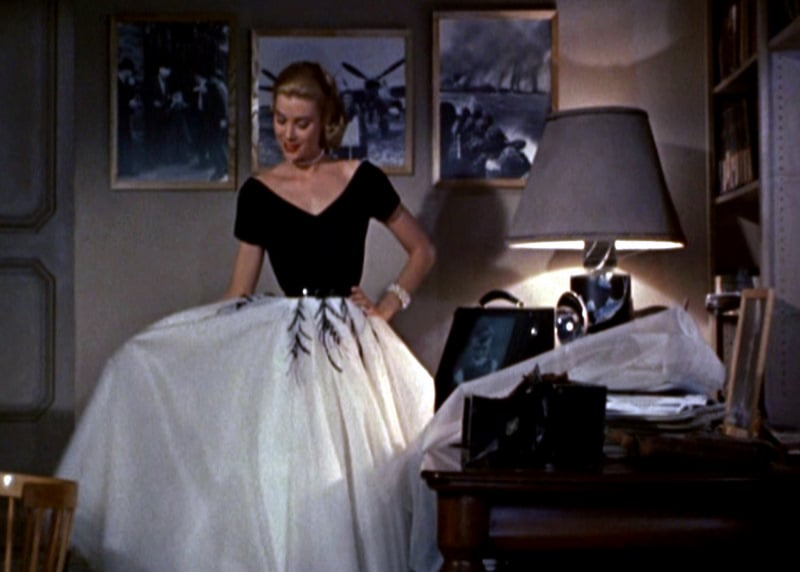 Lisa Fremont From Rear Window
