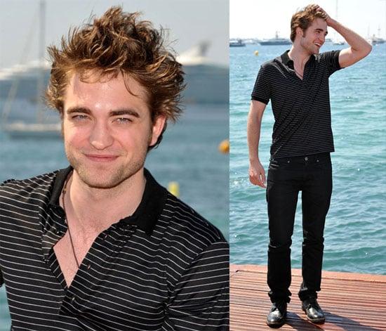 Photos of Robert Pattinson at 2009 Cannes Film Festival