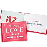 For Her: What I Love About You Book