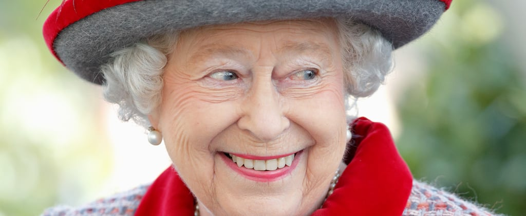 Queen Elizabeth II Jokes About Donald Trump Video