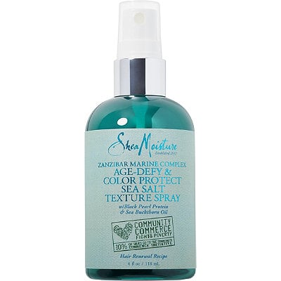 Zanzibar Marine Complex Age-Defy & Color Protect Sea Salt Texture Spray