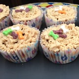 Carrot Banana Cupcakes For Dogs