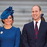Cute Pictures of Prince William and Kate Middleton in Canada