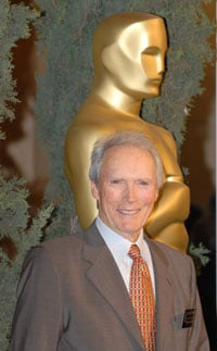 Best Director Nominee Clint Eastwood is FIT
