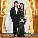 Alessandro Luongo and Zani Gugelmann at the Save Venice Ball in New York. Photo: David X Prutting BFAnyc.com