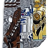 Stance Men's Star Wars Sidekick Socks, 3-Pack