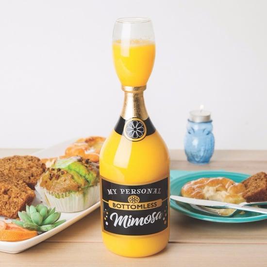 Personal Bottomless Mimosa Glass