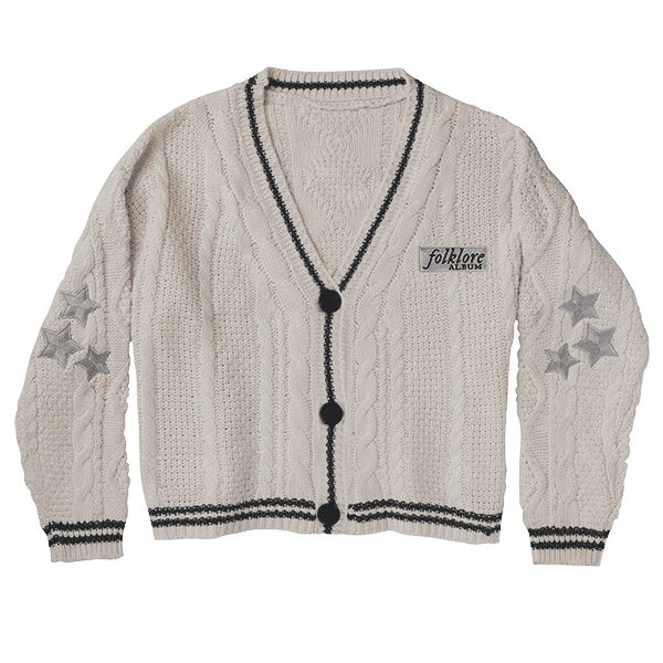 Taylor Swift's Folklore Cardigan