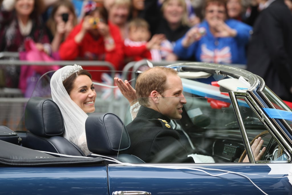 Celebrate Will and Kate's 6th Anniversary With All the Royal Wedding Pictures