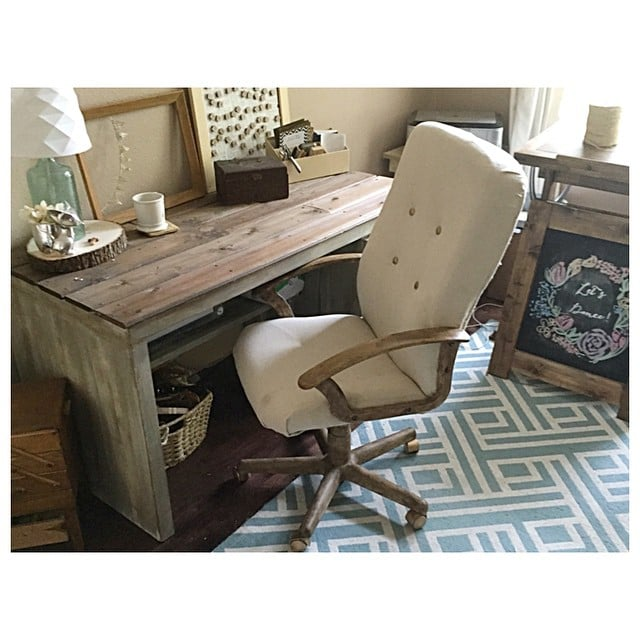 Desk Chair Covering