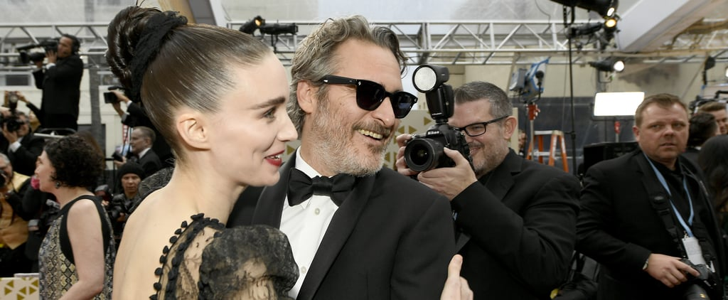 How Did Rooney Mara and Joaquin Phoenix Meet?