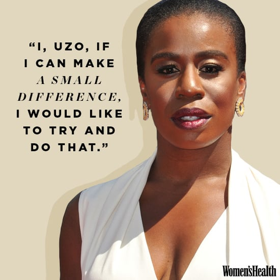Orange Is the New Black's Uzo Aduba Running Boston Marathon