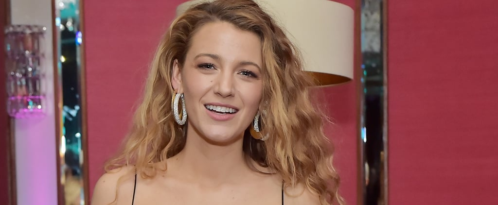 "Blake Lively's Sexy Heels Have Us Singing, ""Girls Just Want to Have Fun"""