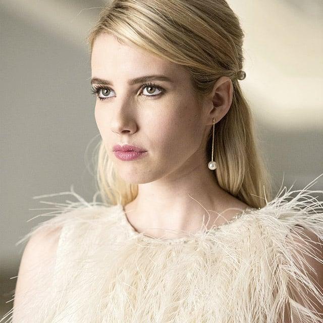 Emma Roberts's Style on Scream Queens