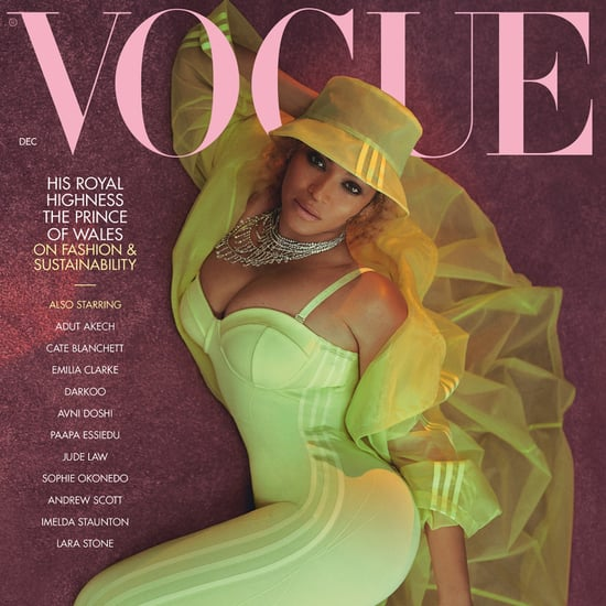 Beyoncé Models Ivy Park in One of Three British Vogue Covers