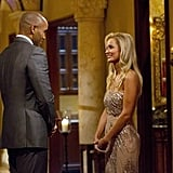 Lerone and Emily Maynard on The Bachelorette.