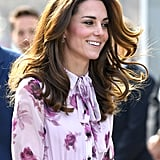 Kate Middleton Brands at Fashion Week Spring 2019