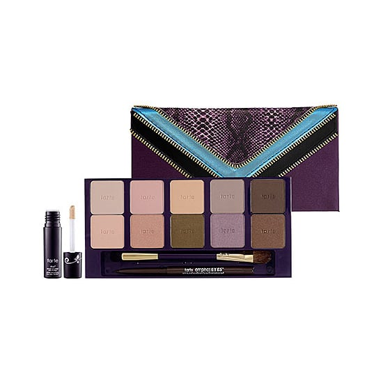 The Tarte NeutralEYES Volume II Natural Eye Palette ($44) has the perfect range of wearable neutral shades that can take you from demure to sexy in a few swipes.