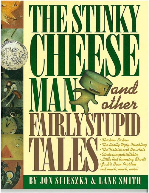 Age 5: The Stinky Cheese Man and Other Fairly Stupid Tales