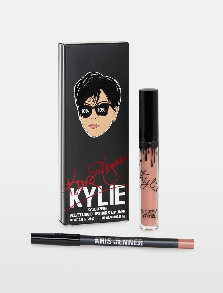 Kylie Cosmetics Todd Kraines Velvet Lip Kit
