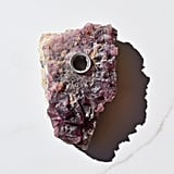 Raw Cubic Fluorite Crystal Pipe ($149)