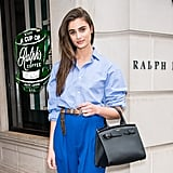 How to Create the Model Off Duty Look, According to Taylor Hill
