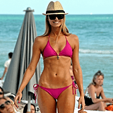 Try This Bikini Abs Series From Stacy Keibler's Trainer!
