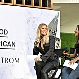 Khloe Kardashian at Good American Event October 2017
