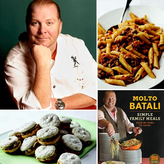 Mario Batali Joins the Family Table With His Latest Cookbook