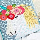 Karma Living Unicorn Pillow