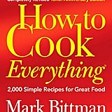Under $50: How to Cook Everything